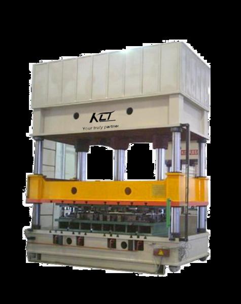 伺服數控四柱汽車內飾件成型液壓機(HPFS-CIP系列).png